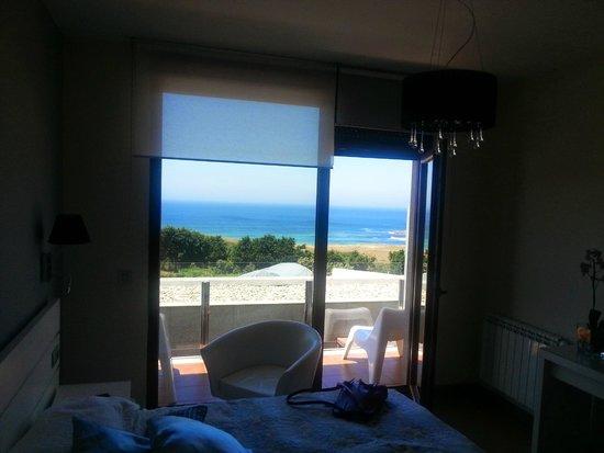 Hotel Mar da Ardora : Habitación