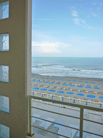 Hotel Alta la Vista : dal balcone