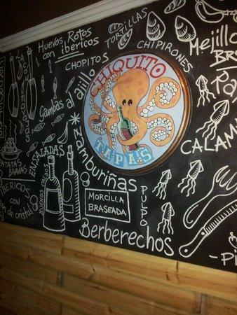 Chiquito Tapas: Tu sitio en foz
