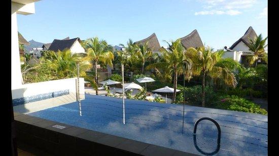 Angsana Balaclava Mauritius: Room with plunge