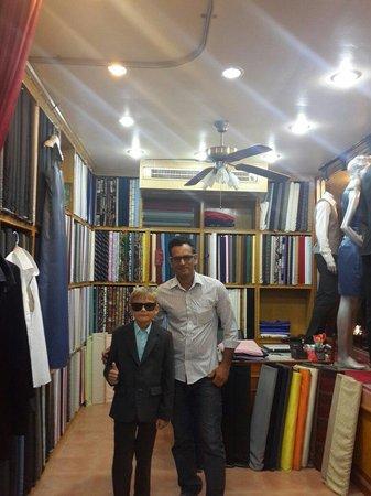 Ash Tailor Samui : Satisfied customer wool suit