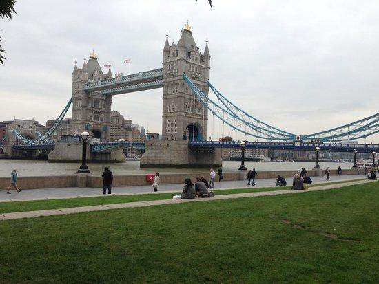 Tower Bridge: Stunning views