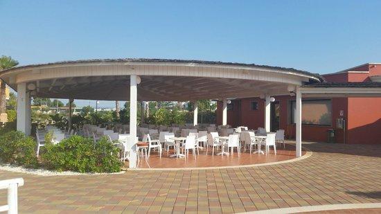 Baiamalva Resort : Area relax/ricreativa