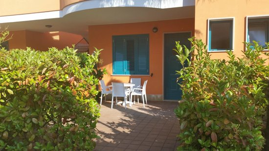 Baiamalva Resort : Family Suite piano terra