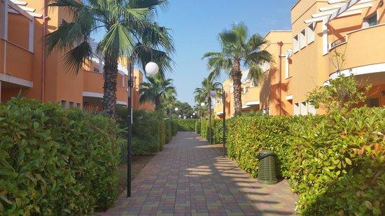 Baiamalva Resort : Vista Camere villaggio