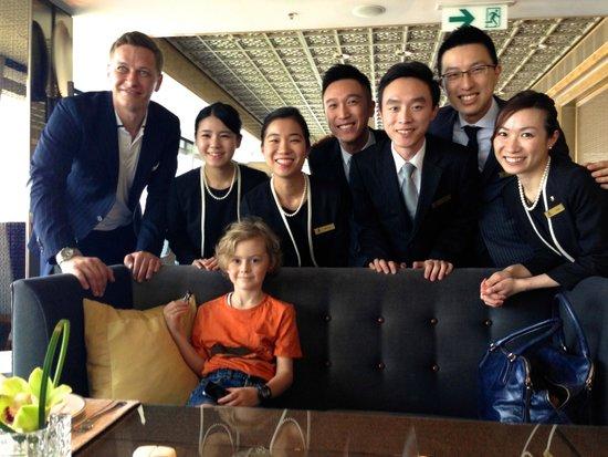 The Ritz-Carlton, Hong Kong: Club