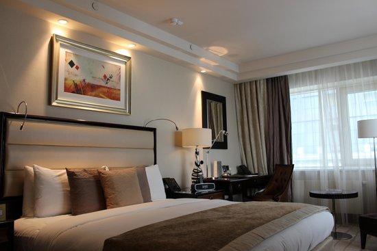 InterContinental Moscow Tverskaya Hotel: room
