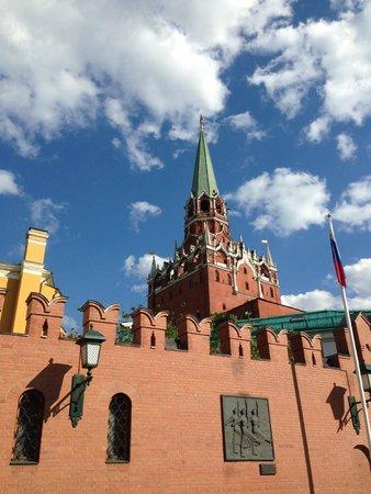 Kremlin Walls and Towers : весна 2014