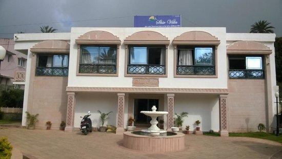 Hotel Shiv Villa: Hotel View