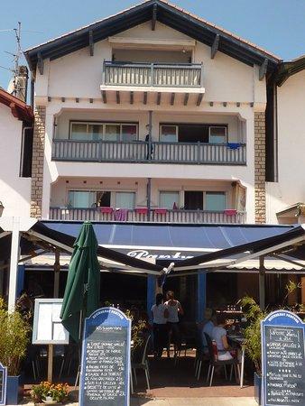 Restaurant Pantxua: Chez Pantxua