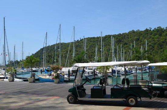 Vivanta by Taj Rebak Island, Langkawi: rebak port