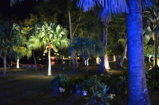 Vivanta by Taj Rebak Island, Langkawi: night view