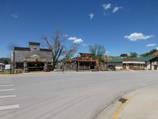 Hulett Motel: Main Street
