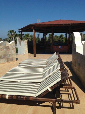 Gaia Garden: Roof Terrace