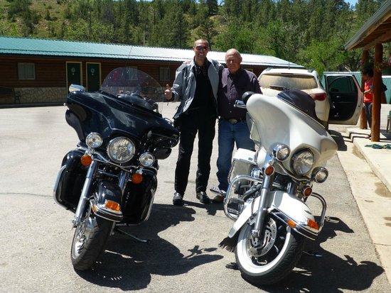 Hulett Motel: Incontri motociclistici