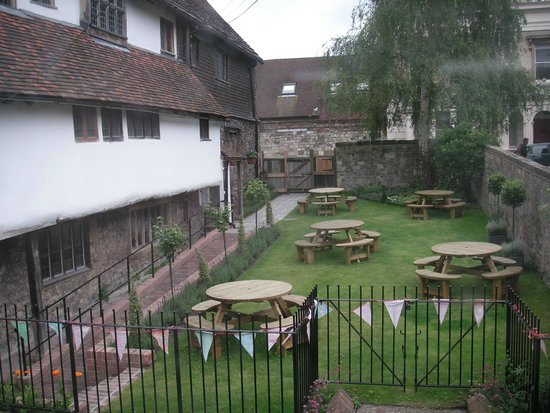 Anne Of Cleves House Cafe