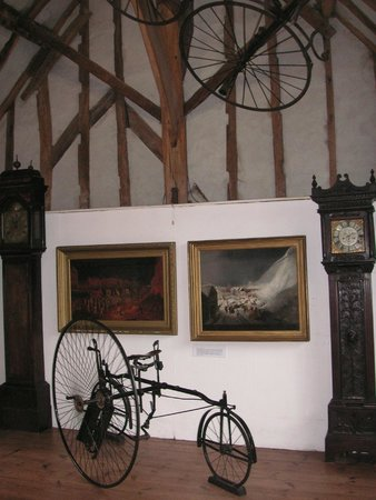 Anne of Cleves House: Exhibition of Lewes