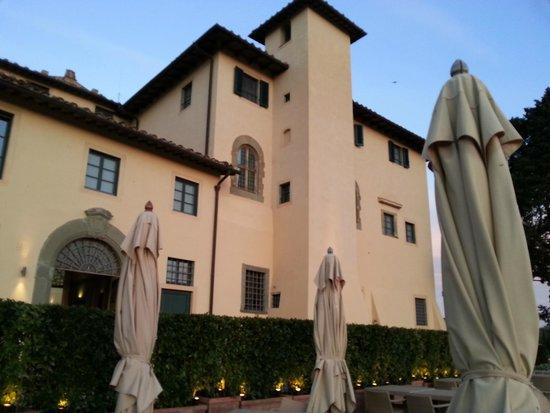 Castello del Nero Hotel & Spa: the castello