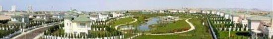 Turkmenbashi, Turkmenistan: General view