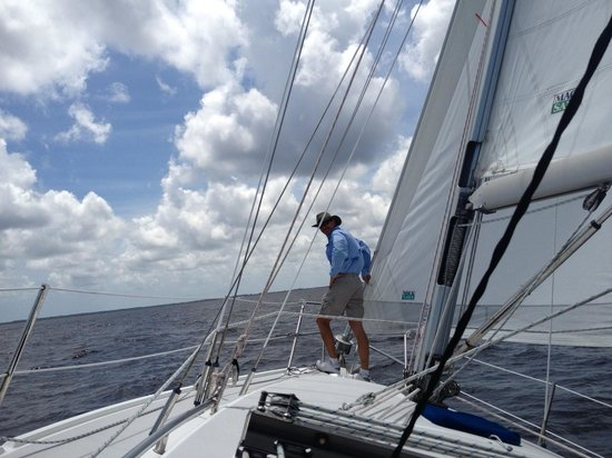 ‪Charlotte Harbor Sailing‬