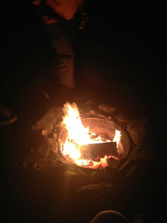 Killin Highland Lodges: Midge repellent