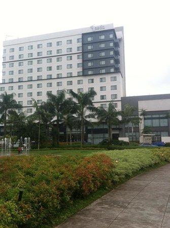 Seda Abreeza Davao: seda Hotel Abreeza, Davao