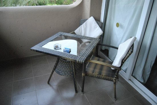 ClubHotel Riu Tikida Palmeraie : balcony