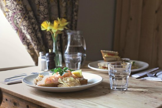 Lister Arms: Dining
