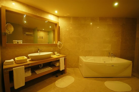 LVZZ Hotel Spa: Bathroom