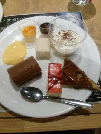 Dolci Picture Of COSMO Edinburgh Edinburgh TripAdvisor