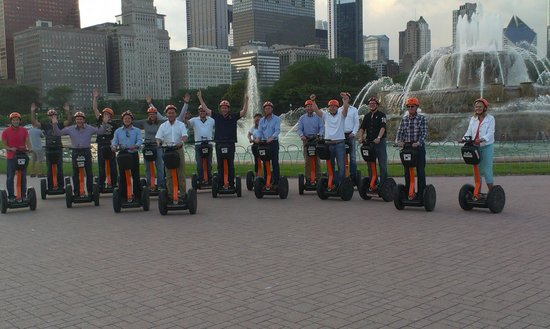 Absolutely Chicago Segway Tours: Chicago by Segway
