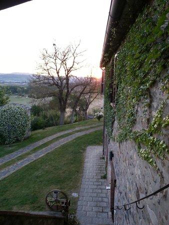 Agriturismo Il Poggio Di Orvieto: Tramonto al Poggio
