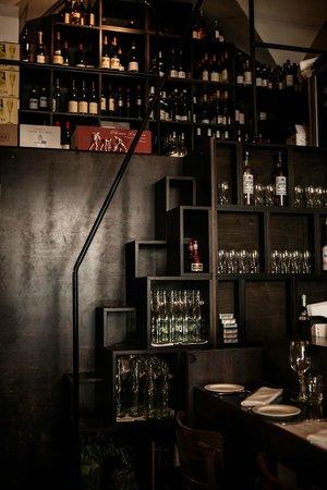 Restaurant Pastis: Wines