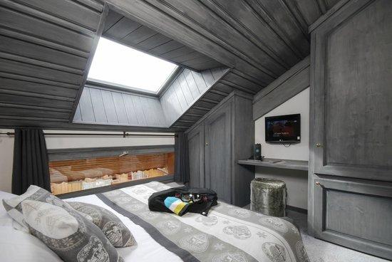Hotel La Chaudanne: Petite Chambre