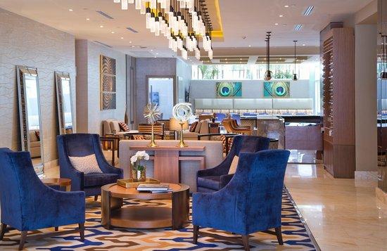 Global Hotel Panama: Lobby