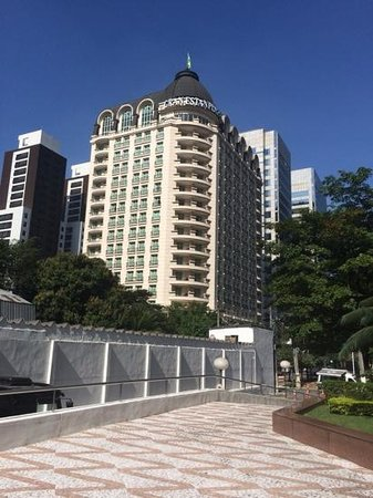 Gran Estanplaza Berrini : view of hotel