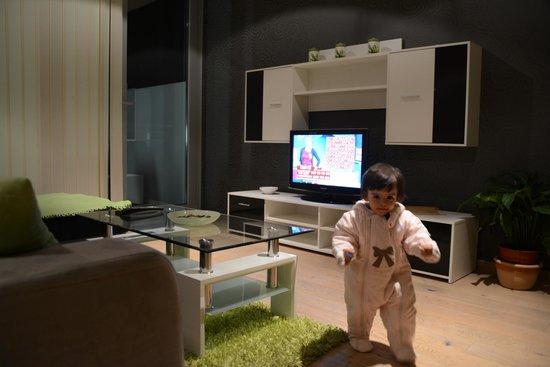 VN17 Apartments: Ótimo para crianças.