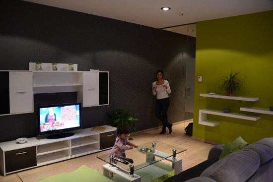 VN17 Apartments: Muito espaço.