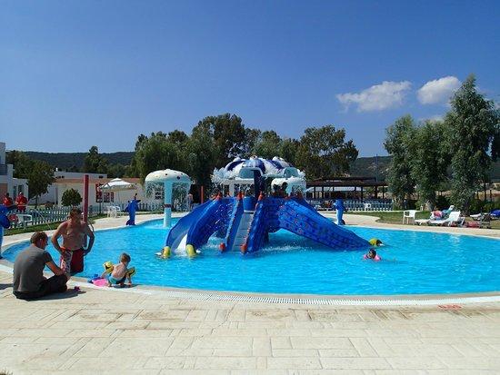 Moraitika, اليونان: Mini Aqua Park