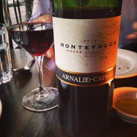 Enoteca Sociale : Great wine list