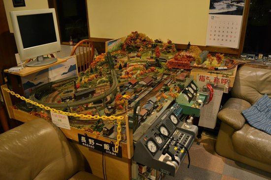 Miyukinomori Youth Hostel : ユース内 設備
