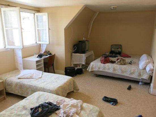 Hotel Albatros : Family room