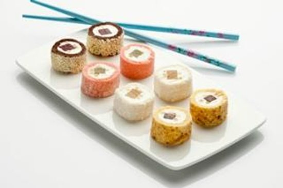 Continental Bakehouse: their Continental Sushi platter