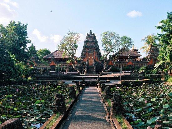 Saraswati Temple: Beautiful!