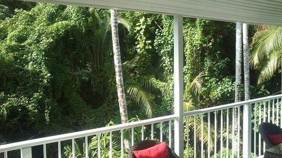 By The Sea Port Douglas: View from 6 metre balcony.