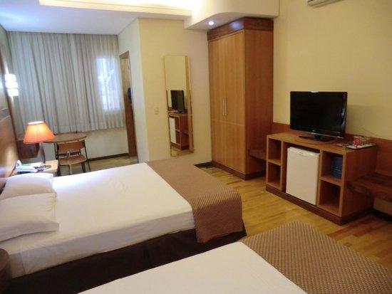 Recanto Cataratas Thermas Resort & Convention: Room 1205