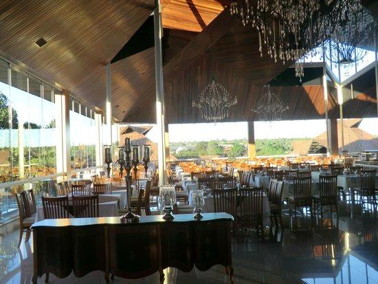 Recanto Cataratas Thermas Resort & Convention : Dining