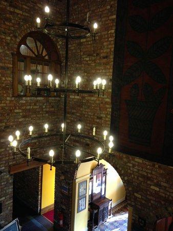 Celtic Royal Hotel: Reception