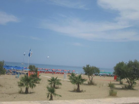 Aquila Porto Rethymno : picture of beach