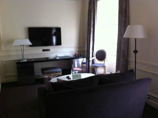 Grand Hotel du Palais Royal : Junior Suite